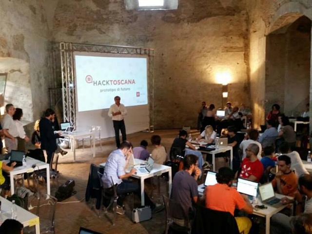 HackToscana: report dei progetti e considerazioni dalla maratona collaborativa di RENA a supporto di OpenToscana