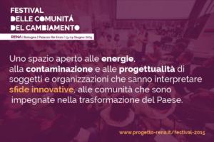 Uno spazio aperto alle energie, alla contaminazione e alle progettualità di soggetti e organizzazioni che sanno interpretare sfide innovative, alle comunità che sono impegnate nella trasformazione del paese