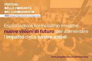 Esploriamo e formuliamo insieme nuove visioni di futuro per aumentare l'impatto delle nostre azioni
