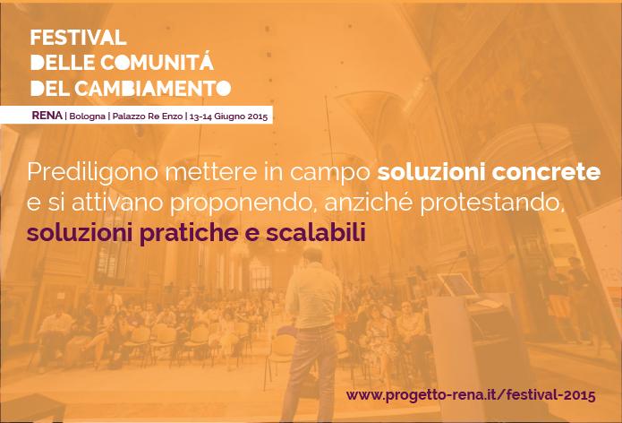 Prediligono mettere in campo soluzioni concrete e si attivano proponendo, anziché protestando, soluzioni pratiche e scalabili