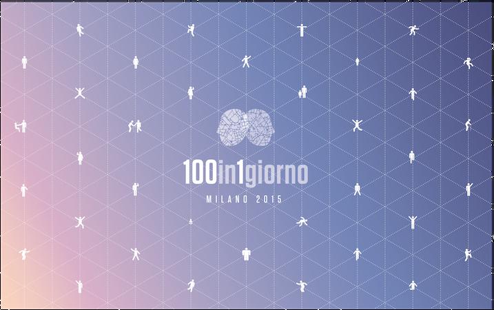 L'11 maggio presentazione a Milano di 100in1giorno