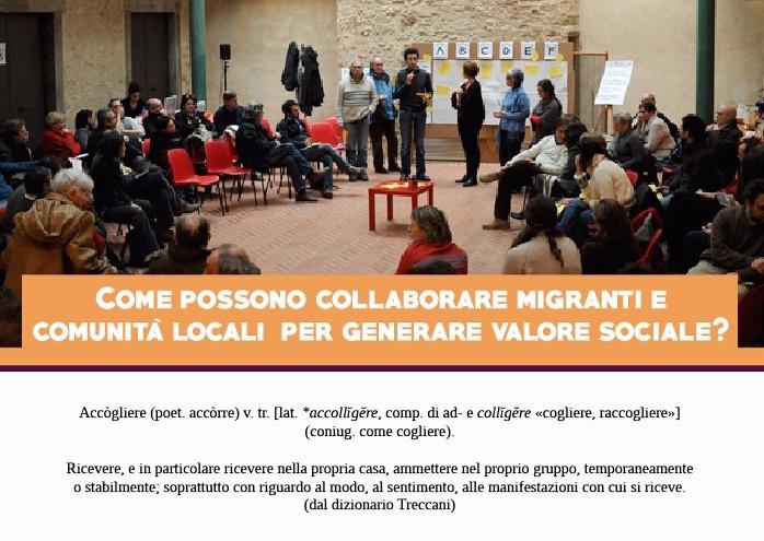 Firenze, 5 marzo: Migranti e comunità locali