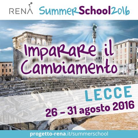 Summer School  6a edizione a LECCE dal 26 al 31 agosto