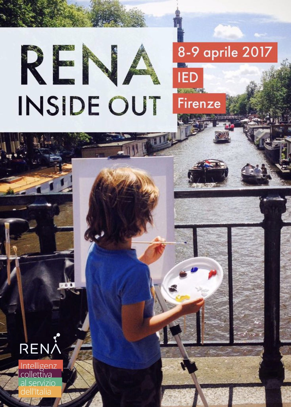RENA Inside Out I Firenze 8 e 9 aprile 2017